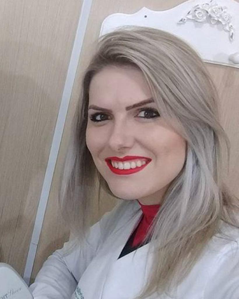 rosy muller esteticista Instituo Actiuni Andréia Kisner
