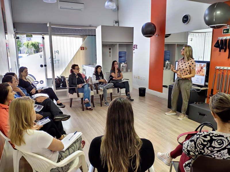 liberacao miofascial integrativa kisner 10 Instituo Actiuni Andréia Kisner