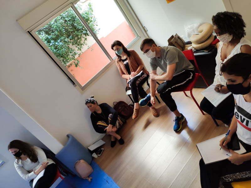liberacao miofascial integrativa kisner 21 Instituo Actiuni Andréia Kisner