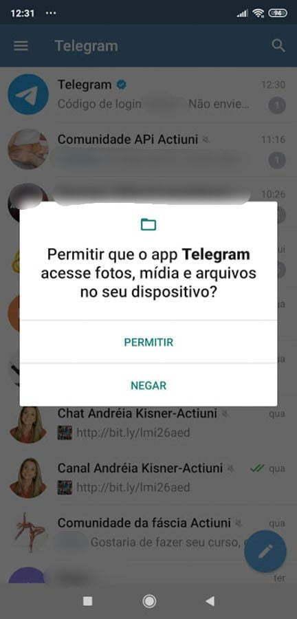 tutoria telegram 13 Instituo Actiuni Andréia Kisner