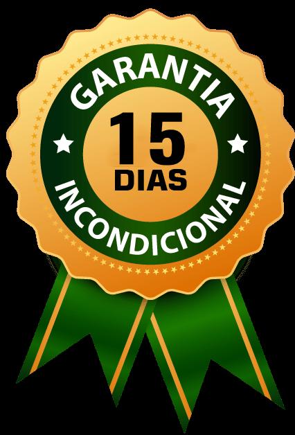 Selo de garantia 15 dias Instituo Actiuni Andréia Kisner